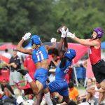 Temple closes out 7 on 7 season