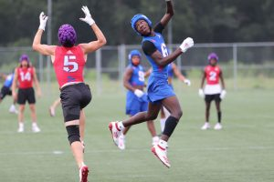 Wildcat 7 on 7 vs. College Station – State Tournament