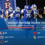 Wildcat Football season tickets go on sale Thursday