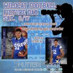 Picture day for Wildcat Football set for August 17