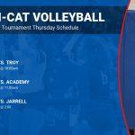 Tem-Cats set for Gatesville Tournament on Thursday