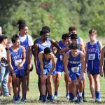 Boys JV Cross Country at the Temple Invitational