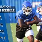 Wildcat Football scrimmage schedule at College Station