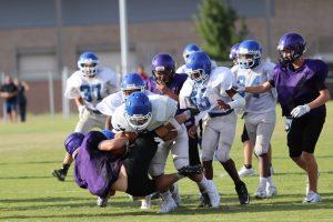 Freshman Football vs. College Station (scrimmage)