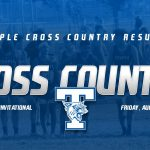 Temple cross country results from the Belton Invitational