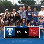 Team Tennis defeats Waco in 12-6A opener