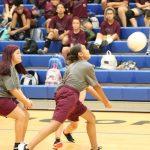 Lamar 7th Grade Volleyball @ Bonham Scrimmage