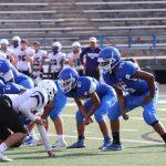 JV White Football vs. Cedar Ridge - 1st Half