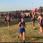 Varsity Girls Cross Country video hi-lights from Pflugerville