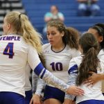 Tem-Cat Volleyball vs. Waco - Game 2