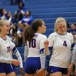 Tem-Cat Volleyball vs. Waco - Game 3