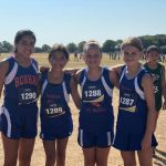 Betancourt leads Bonham girls in cross country season opener