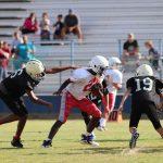Travis 8th Grade B Football vs. North Belton