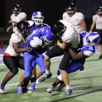 JV Blue football falls to Harker Heights in final minutes