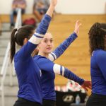 Tem-Cat Volleyball vs. Harker Heights - Game 1