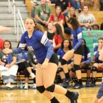 Tem-Cat Volleyball vs. Harker Heights - Game 2