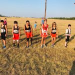 Bonham boys cross country results from the McGregor Invitational