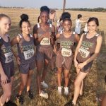 Travis girls cross country results from the McGregor Invitational