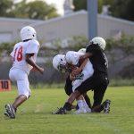 Travis 8th Grade B Football vs. Lake Belton