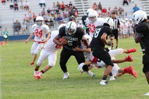Travis 8th Grade A Football vs. Lake Belton