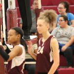 Lamar 7th Grade B Volleyball vs. Travis