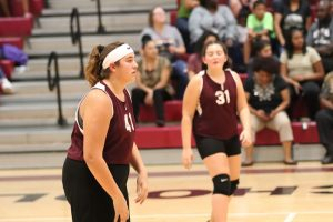 Lamar 7th Grade A Volleyball vs. Travis