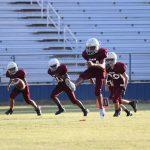 Lamar 7th Grade A Football vs. North Belton