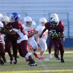 Lamar 7th Grade football results vs. North Belton