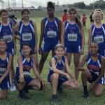 Bonham girls cross country results from the Cameron Invitational