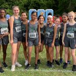 Travis girls cross country results from the Cameron Invitational