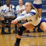 Tem-Cats swept by district-leading Midway