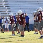 Lamar 8th Grade B Football vs. Cove Lee