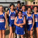 Bonham girls cross country results from the South Belton Invitational