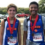 Bonham boys cross country results from the South Belton Invitational