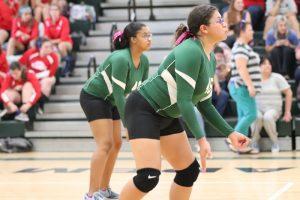 Travis 7th Grade B Volleyball vs. South Belton