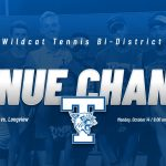 Tennis playoff match has venue change
