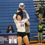 Tem-Cat JV Volleyball vs. Harker Heights