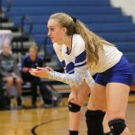 Tem-Cat Volleyball vs. Harker Heights - Game 3