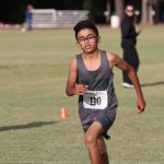 Urbina claims district cross country title for Travis boys