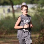 Espinal leads Lamar boys cross country