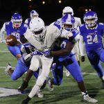 JV Blue Football blanks Ellison 24-0