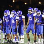 JV Blue Football vs. Killeen Ellison -2nd Half