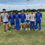 Wildcats qualify for regional cross country