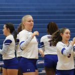 Tem-Cat Volleyball vs. Copperas Cove - Game 1