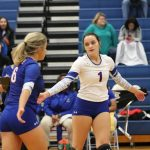 Tem-Cat Volleyball vs. Copperas Cove - Game 2