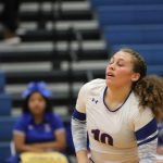 Tem-Cat Volleyball vs. Copperas Cove - Game 3