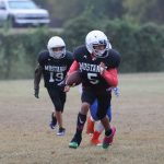 Travis 8th Grade Football results vs. Bonham