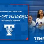 Tem-Cat Volleyball awards banquet set for November 6