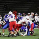 JV Blue Football vs. Midway - 2nd Half