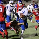 Midway tackles Temple in battle of 12-6A leaders
